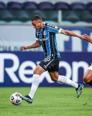 Vanderson fala sobre a realidade do Grêmio no Brasileirão
