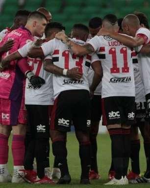 São Paulo tem aproveitamento de G6 contra times do Z4 e aproveitamento de lanterna contra times do G6; veja