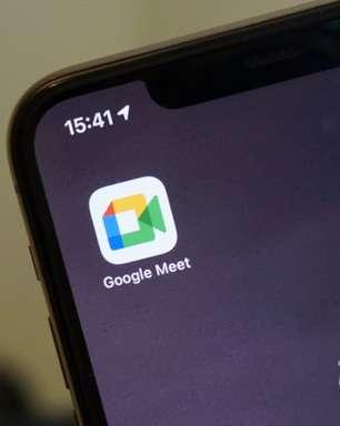 Google Meet agora permite mutar todos os microfones pelo iPhone