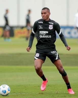 Corinthians empresta lateral Matheus Alexandre ao Coritiba até o fim de 2021