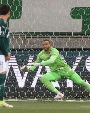 Palmeiras interrompe sequência de 101 jogos com finalizações certas do Atlético-MG
