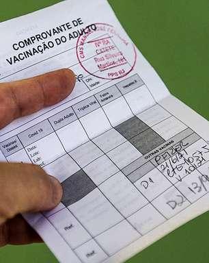 Passaporte de vacinação: Regras, Estados e como emitir (passo a passo)