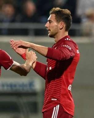 Com um jogador a menos, Bayern de Munique vence o Greuther Fürth pela Bundesliga