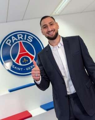 Donnarumma não está satisfeito com a reserva no Paris Saint-Germain