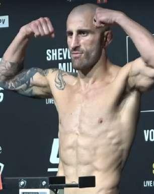 Disputas de título do UFC 266 são confirmadas na pesagem; Nick Diaz vence balança