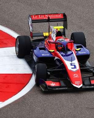 Novalak supera Doohan na Rússia e garante última pole da Fórmula 3 em 2021