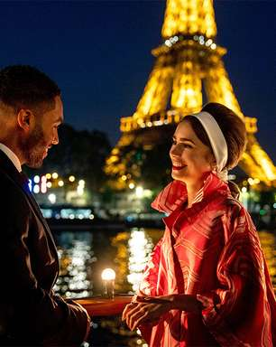 """2ª temporada de """"Emily em Paris"""" ganha primeiras fotos oficiais"""