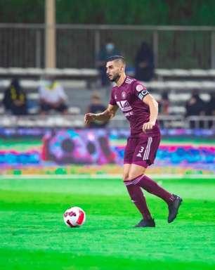 Igor Rossi comemora vitória do Al-Faisaly e ressalta: 'Muito importante por ser um derby'