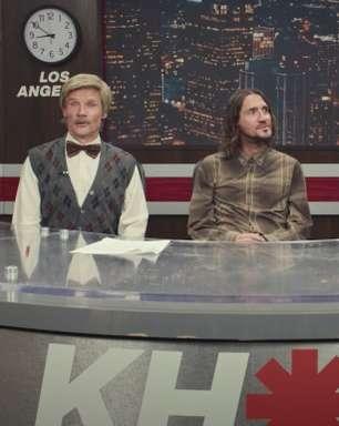 Red Hot Chili Peppers confirma turnê global em vídeo com John Frusciante