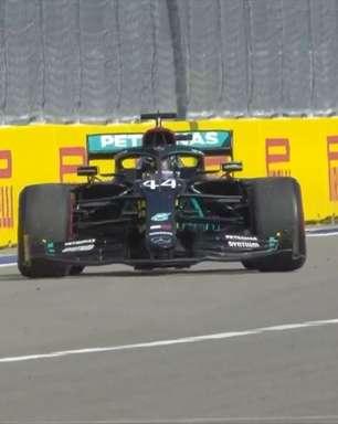 Fórmula 1 revisa treinamentos de largada após punição de Hamilton na Rússia em 2020