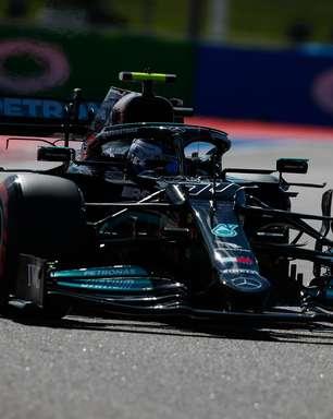 Confira declarações dos pilotos após sexta-feira do GP da Rússia de F1 2021