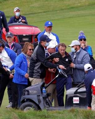 Ator de Harry Potter passa mal durante torneio de golfe
