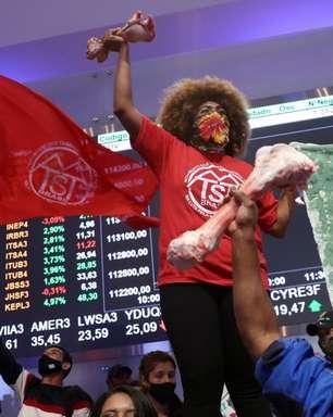 Ibovespa abre no vermelho, com Evergrande e inflação doméstica voltando a incomodar