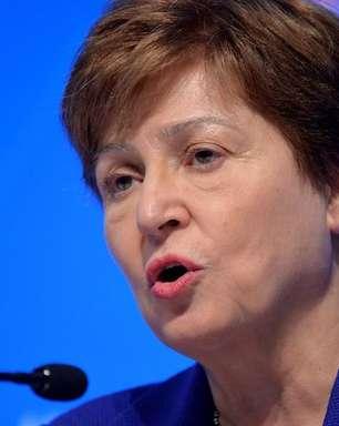 Georgieva, do FMI, acusa gabinete do ex-presidente do Banco Mundial Kim de manipulação