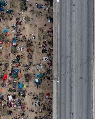 Campo de fronteira dos EUA é fechado, haitianos enfrentam futuro incerto