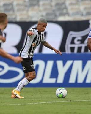Com Arana na Seleção, Galo terá jogos adiados no Brasileirão