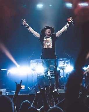 """NO AR: nova música do Guns N' Roses, """"Hard School"""""""