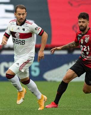 CBF define locais, datas e horários dos jogos das semifinais da Copa do Brasil entre Flamengo x Athletico