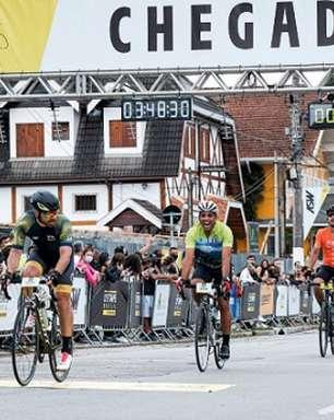 Sétima edição do Tour de France no Brasil será disputada neste domingo