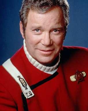 """Astro de """"Star Trek"""" é convidado a viajar ao espaço com 90 anos de idade"""