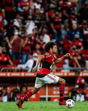 Preciso no passe e seguro na defesa: números mostram a importância de Willian Arão para o Flamengo