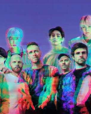 """""""My Universe"""": Música de Coldplay e BTS estreia com força no Spotify"""