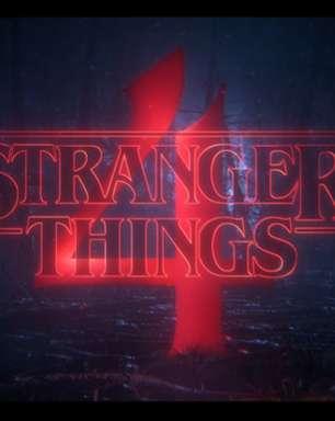 Stranger Things: 4ª temporada tem trailer revelado