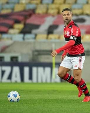 Com Diego capitão e Willian Arão e Bruno Henrique, Flamengo está escalado para jogo com América-MG