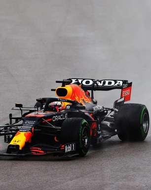 """Red Bull diz que Verstappen limitou danos e vê 2º lugar na Rússia como """"uma vitória"""""""