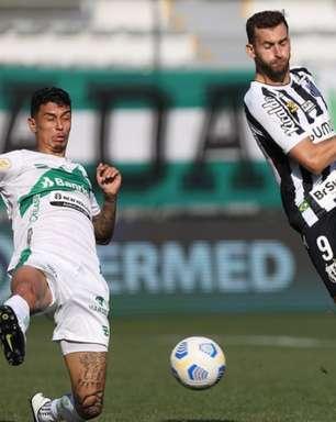 Santos perde para o Juventude por 3 a 0 e pode entrar no Z-4