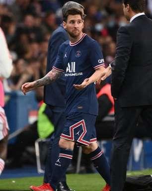 Lionel Messi volta a treinar e se prepara para encarar Manchester City pela Champions League