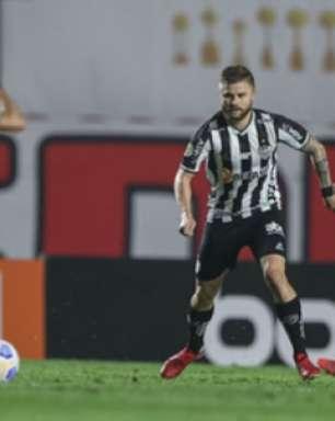 Veja os melhores momentos do empate entre Galo e São Paulo pelo Brasileirão no Morumbi