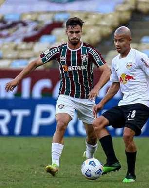Fluminense perde Martinelli para jogo com o Santos no Brasileirão