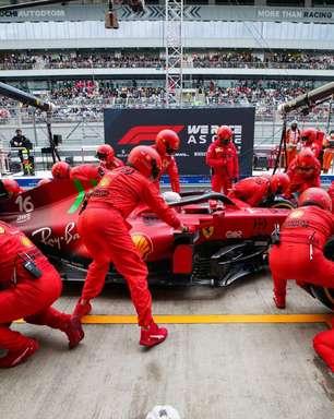Speed trap: velocidades máximas de cada piloto no GP da Rússia da F1 2021