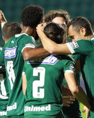 Próximo adversário do Vasco, Goiás tem uma das melhores defesas, mas vem de duas derrotas na Série B