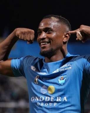 Ex-Ceará, Saulo Mineiro brilha pelo Yokohama FC e comemora primeiros gols no Japão