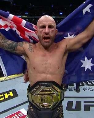 Volkanovski vence Ortega em luta memorável e mantém título no UFC 266; Shevchenko supera Murphy