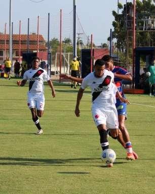 Meninos da Colina: Vasco vence o Fortaleza pelo Brasileirão Sub-20