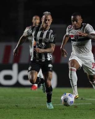 Welington celebra boa fase no São Paulo: 'Estou dando o meu melhor'