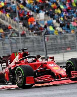 "Ferrari F1: ""Foi uma corrida intensa e difícil"""