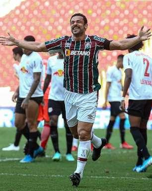 Em dia de recorde de Fred, Flu bate o Bragantino no Rio