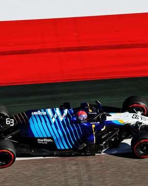 Pontuar novamente foi uma recompensa pelo trabalho, diz a equipe Williams F1