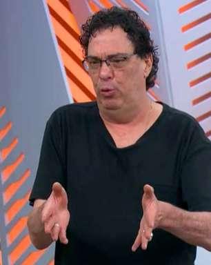 Casagrande se empolga com Róger Guedes: 'Já entrou para a história do Corinthians. Jamais será esquecido'