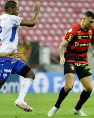 Fortaleza vence o Sport fora de casa e permanece no G-4 do Brasileirão