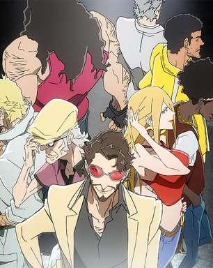 Super Crooks: Quadrinhos de Mark Millar viram anime