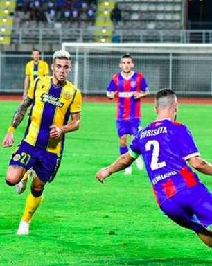 Euller destaca evolução no Chipre e espera crescimento do AEL Limassol na temporada