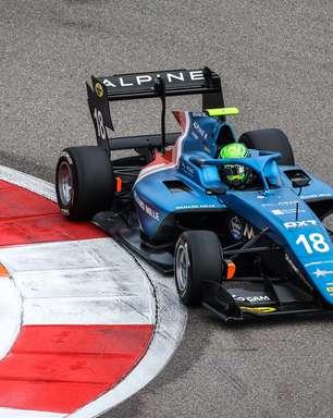 Collet finaliza temporada entre os Top-10 da FIA F-3, com 2 pódios e pontos em 12 das 19 provas