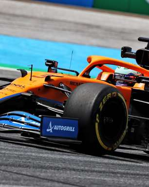 Apesar do resultado ruim de Norris, Ricciardo vê pontos positivos da McLaren F1 na Rússia
