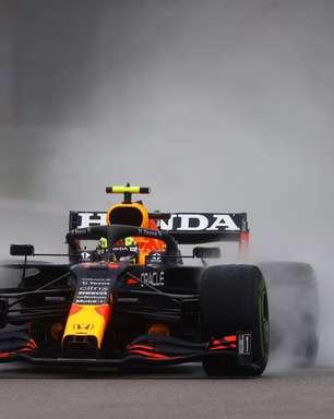 Chuva ajuda Max e prejudica Pérez no GP da Rússia de F1