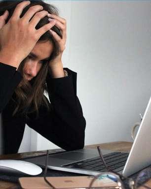 Do whatsapp ao controle de ponto: estresse no home office
